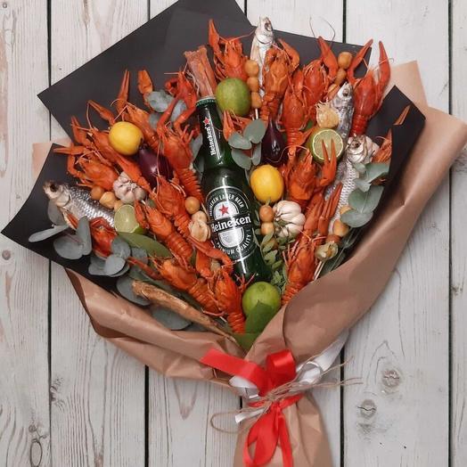Men bouquet