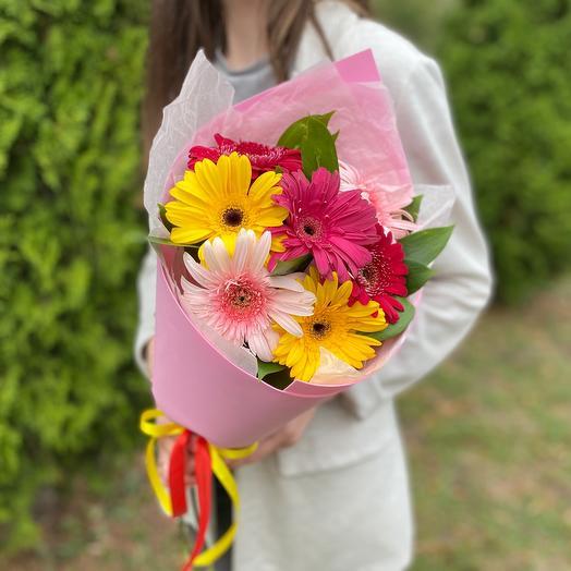 "Bouquet "" Herbery mix»"