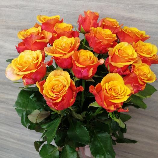 ✅ Букет 15 Роз Испания Хит