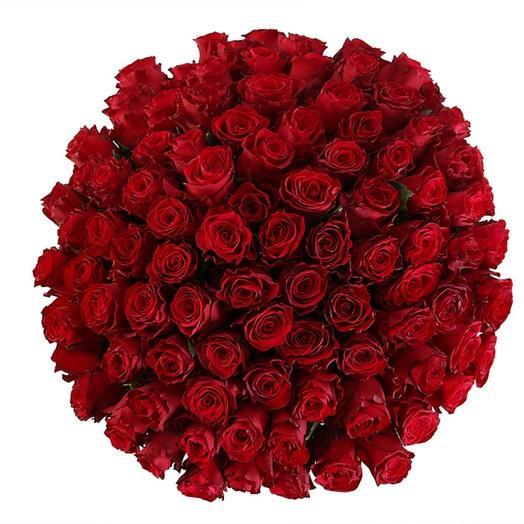 Кения 101 роза