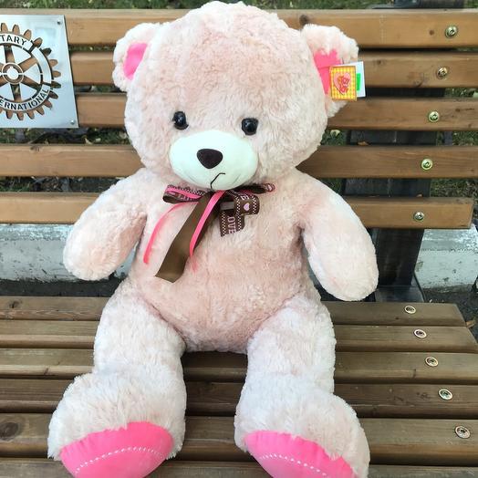 Glamorous bear