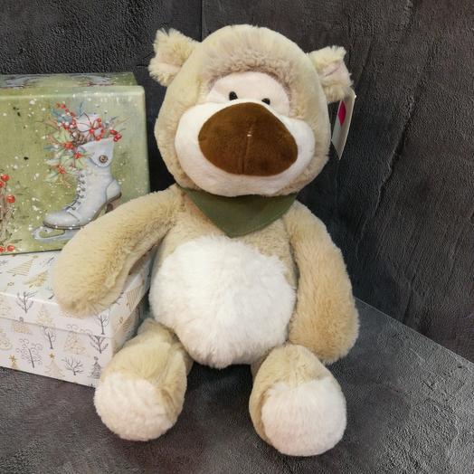 Медведь Мишаня