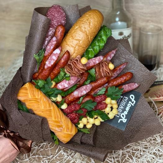 Букет «мясной пир»