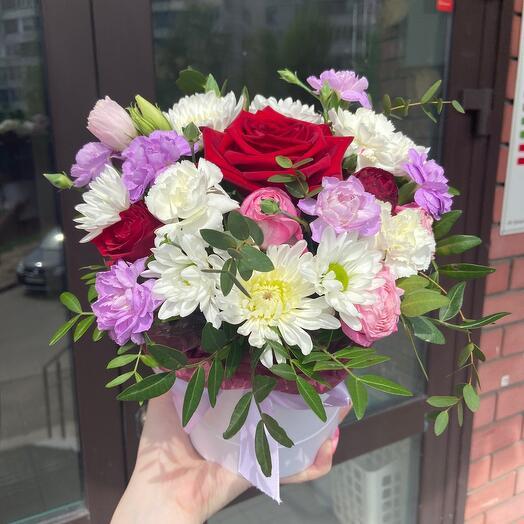 Цветочное чудо 🌺