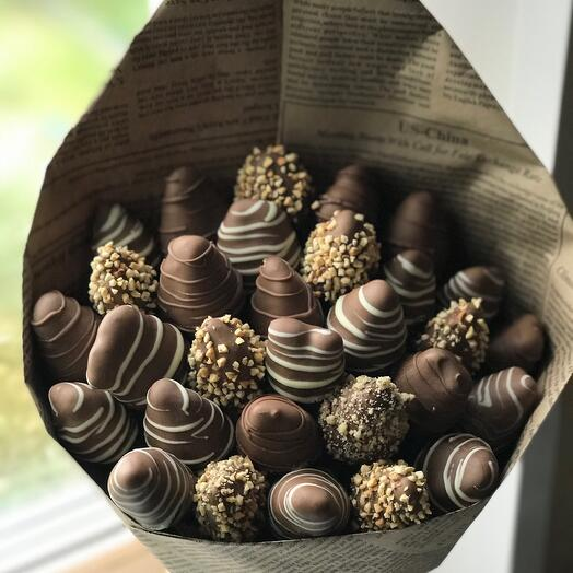 Шоколадная поляна