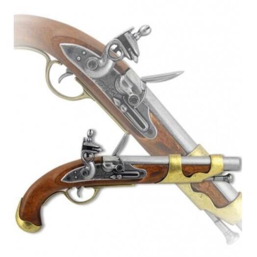 Пистоль фр. кавалерии 1800 г