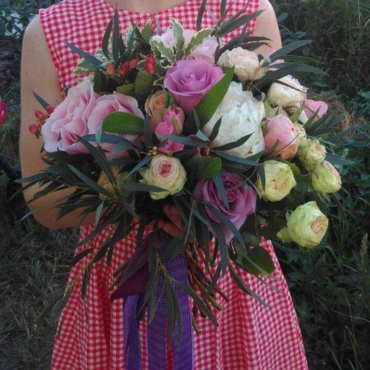 Винтаж: букеты цветов на заказ Flowwow