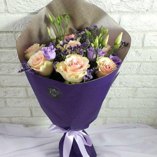 Каприз 2: букеты цветов на заказ Flowwow