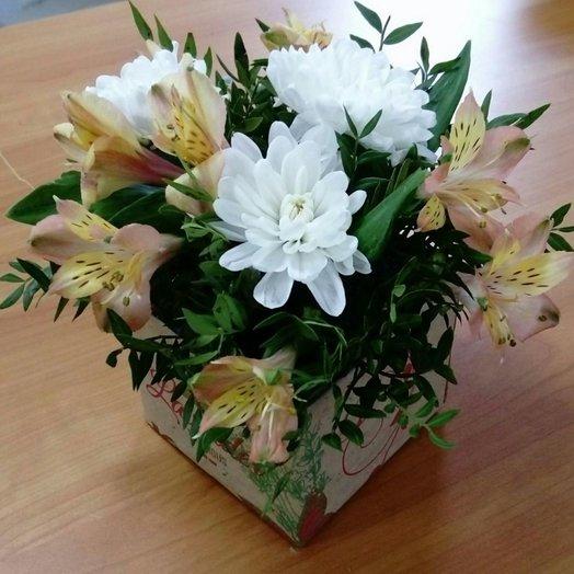Композиция  2: букеты цветов на заказ Flowwow