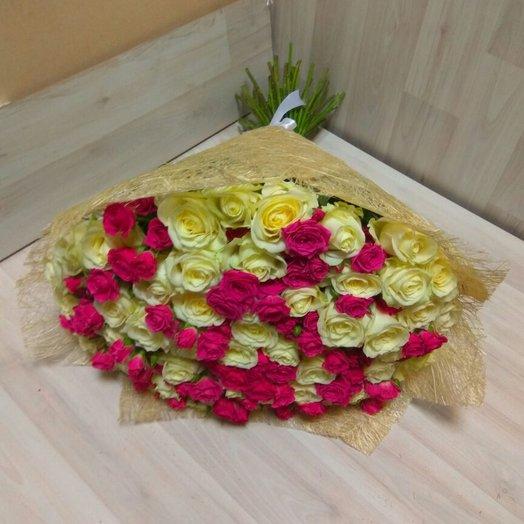 Красавице: букеты цветов на заказ Flowwow