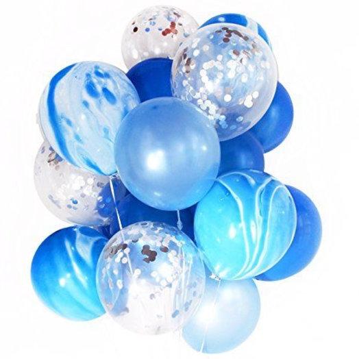 Букет из шаров «Волшебные шарики»