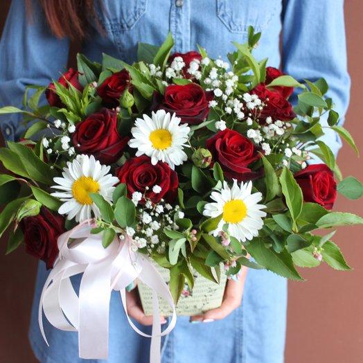 Летний : букеты цветов на заказ Flowwow