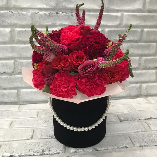 Букет страсть : букеты цветов на заказ Flowwow