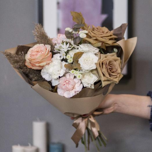 Букет Шарлота: букеты цветов на заказ Flowwow