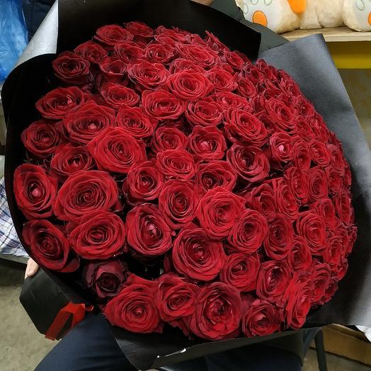 """Букет """"Принц"""": букеты цветов на заказ Flowwow"""