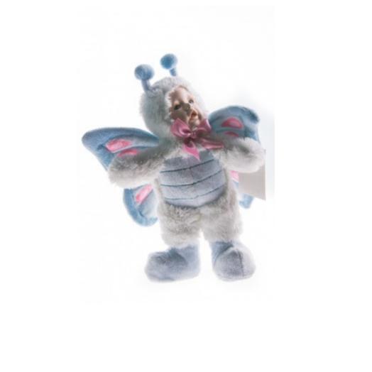 Мягкая игрушка кукла бабочка: букеты цветов на заказ Flowwow