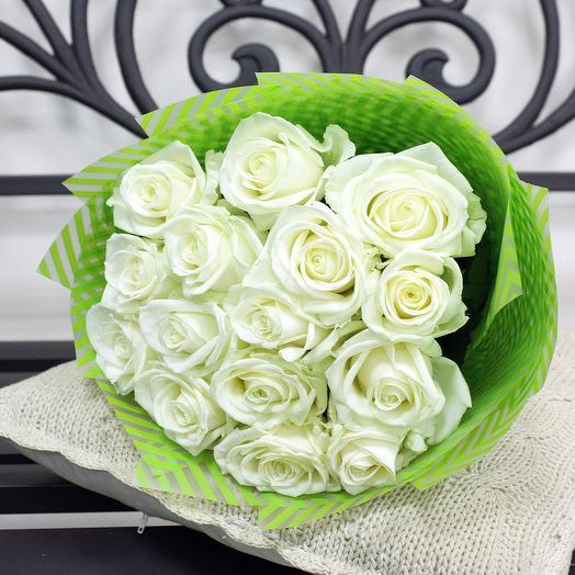 Букет 029 15 шт - 60 см: букеты цветов на заказ Flowwow