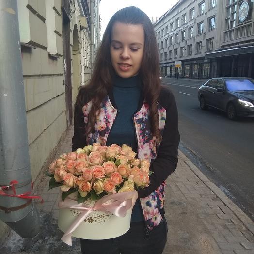231: букеты цветов на заказ Flowwow