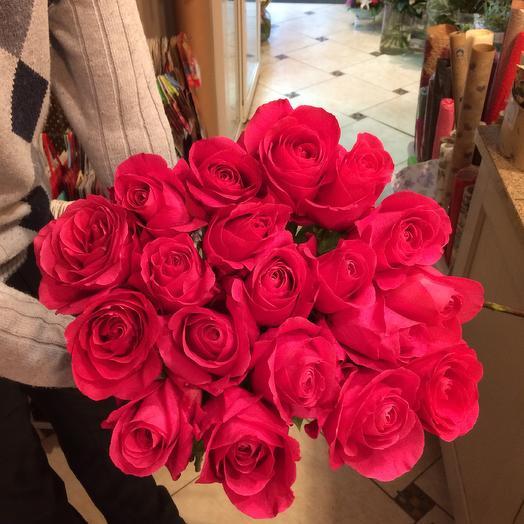 Букет Пинк 19: букеты цветов на заказ Flowwow
