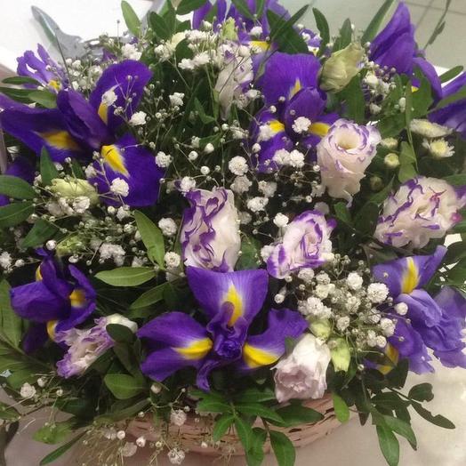 Лунная ночь: букеты цветов на заказ Flowwow