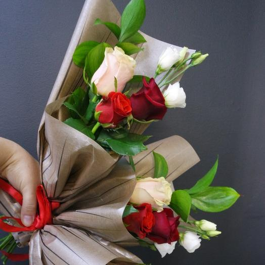 Корпоративный 4: букеты цветов на заказ Flowwow