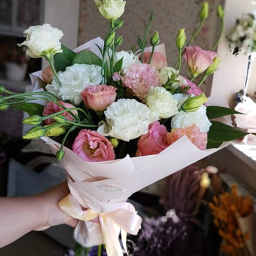 Французская роза: букеты цветов на заказ Flowwow