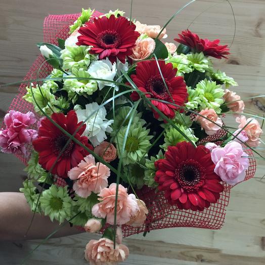 К 1 сентября (2): букеты цветов на заказ Flowwow