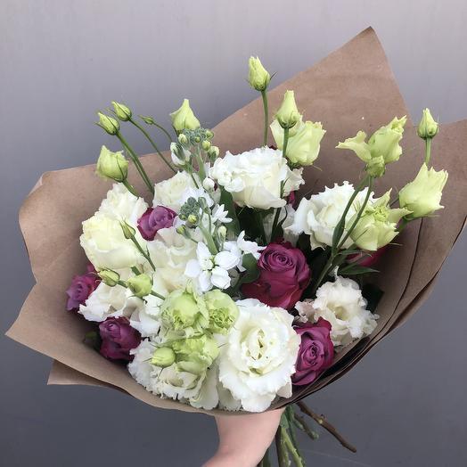 Для любимой💐: букеты цветов на заказ Flowwow