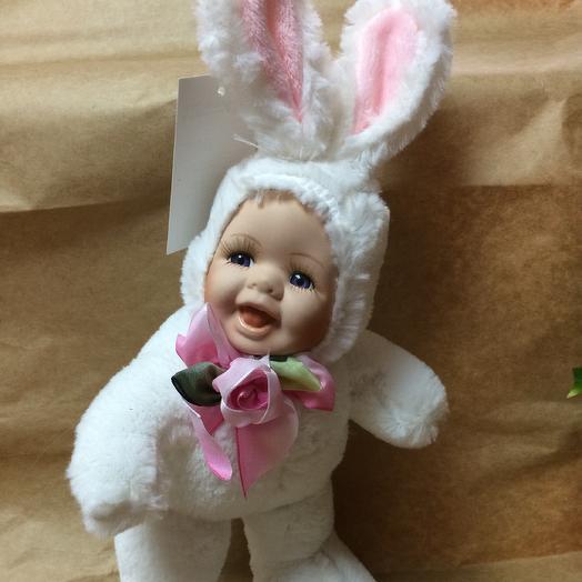 Кукла «Зайка»