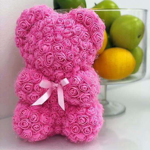 Foam Bear: flowers to order Flowwow