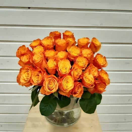 Охапка рыжиков: букеты цветов на заказ Flowwow