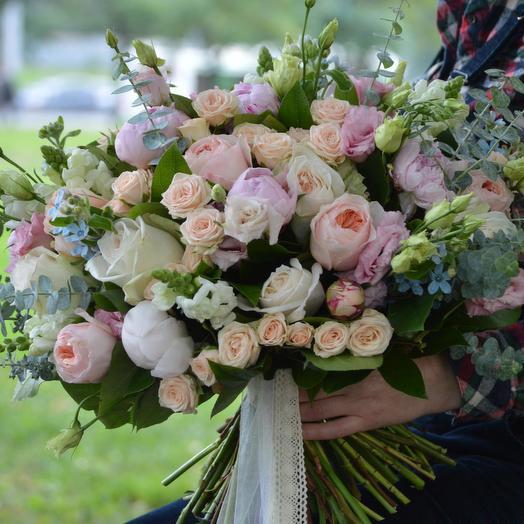 """Букет цветов """"Наслаждение"""": букеты цветов на заказ Flowwow"""