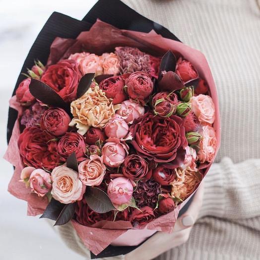 """Букет цветов """"Агния"""""""