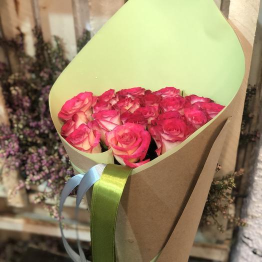 Кенийский микс 1: букеты цветов на заказ Flowwow