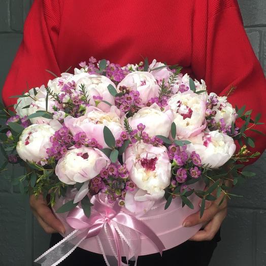 Царское пирожное: букеты цветов на заказ Flowwow