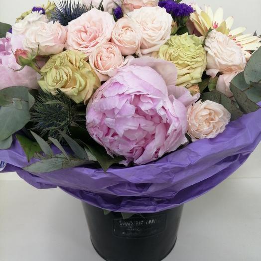 Ф   Очарование: букеты цветов на заказ Flowwow