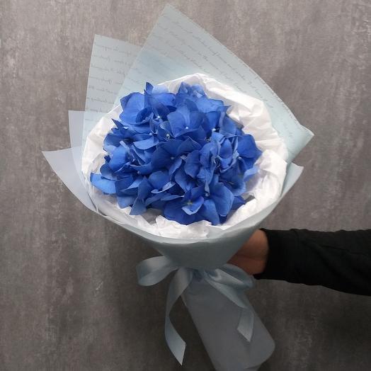 Стильная гортензия: букеты цветов на заказ Flowwow
