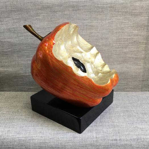 Декор яблоко оранжевое 🌹