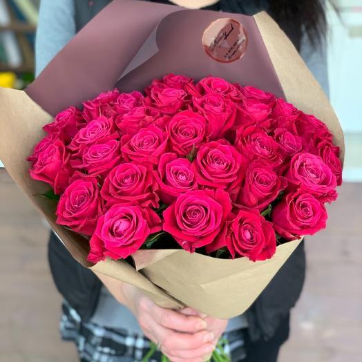 35 роз 💗
