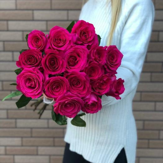 Розы Пинк Флоид 60 см Эквадор