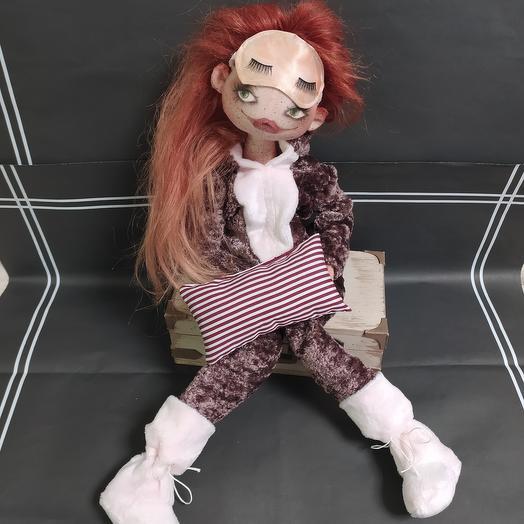 """Кукла ручной работы """"Соня"""""""