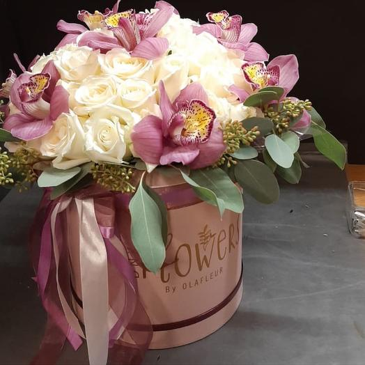 Цветы для шикарной женщины