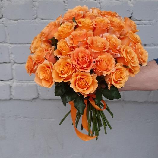 29 роз КАРПЕ ДИЕМ