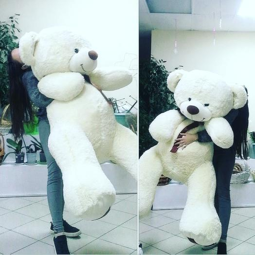 Мягкая игрушка медведь Амур