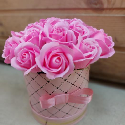 Мыло ,,розы