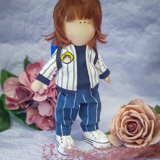 Интерьерная кукла Степан