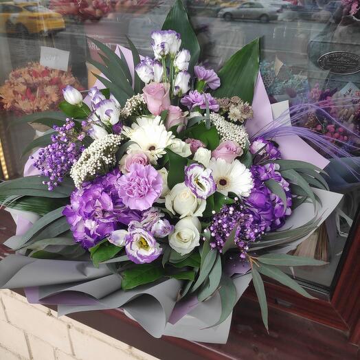 Букет цветов Миранда
