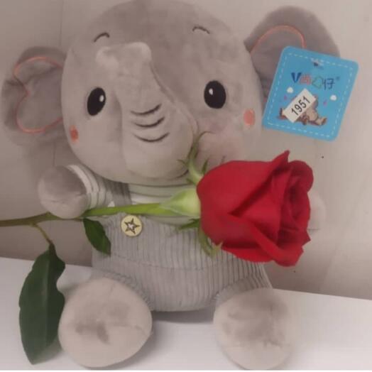 Слонёнок Тима