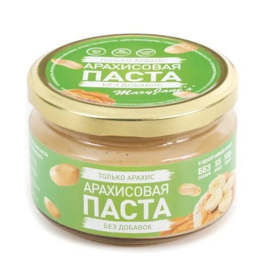 Арахисовая паста без добавок