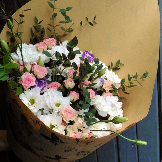 Нежность (Букет 270): букеты цветов на заказ Flowwow